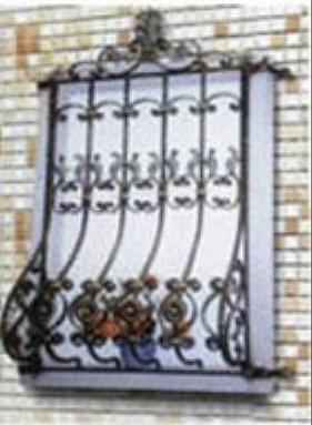 护窗欧式铁艺护栏